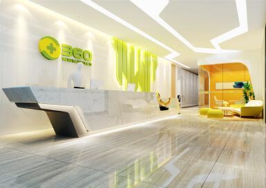 奇虎360简约亚搏体育app官方ios空间设计