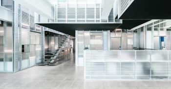 讨论办公空间设计和装修在优化功能上的问题