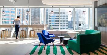谈谈办公室装修一般会选择哪类家具