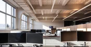 旧工厂改造新式亚搏体育app官方ios楼空间亚搏体育app官方设计-创造家庭环境