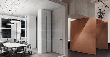 未來(lai)創新動態辦公空間裝修設計