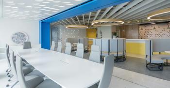 創新概念辦公室(shi)裝修元(yuan)素-點(dian)綴靈感空間