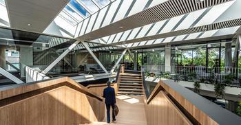 辦公空間裝修設計-打造堅固而特別(bie)環境(jing)結構