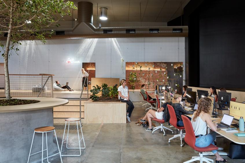 办公楼设计公司