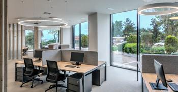 办公空间装修打造不同边界创新设计