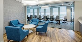 办公室装修设计将整合成凝聚力工作环境