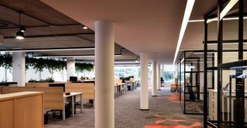 办公室工程装修改造成灵活并适应未来需求