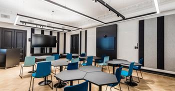 办公室布局设计将旧环境打造出心仪空间