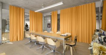 办公楼设计公司-打造亲切感工作室环境氛围